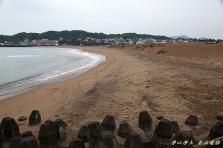 Jinshan beach
