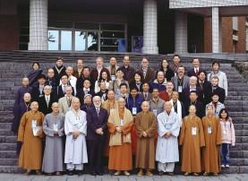 Participants to the 2008 CBETA Conference (電子佛典協會十週年會議)