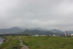 View of the Jinshan Valley