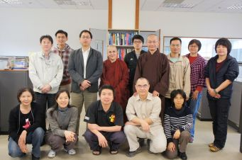 Buddhist Informatics' team