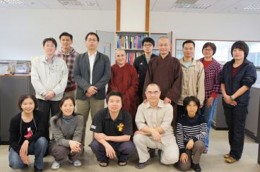 Buddhist Informatics' team