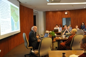 Lecture by renowned archaeologist prof. Verardi