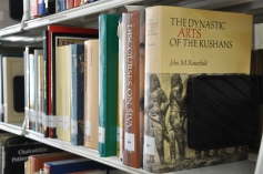 Prof. Verardi's personal library donated to the institute's library