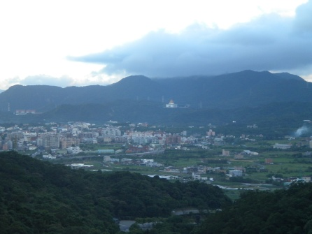 Jinshan valley