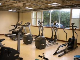 Indor workout equipment