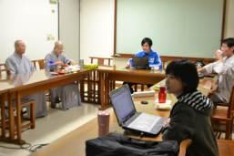 Club organizers' meeting