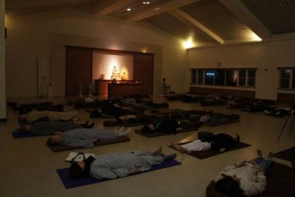 Mindfulness Based Stress Reduction (MBSR) course