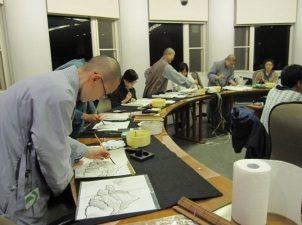 Chinese painting club