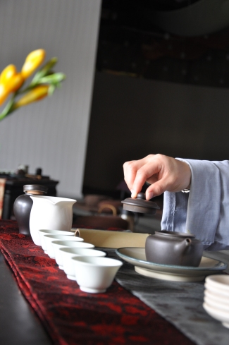 Tea ceremony (茶禪)