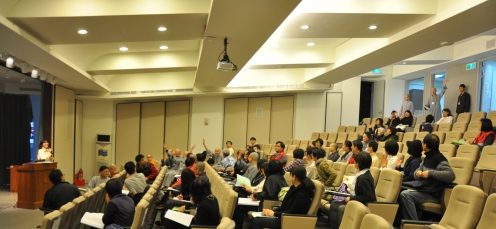 Information meeting (考生輔導說明會)