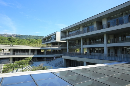 New general building (綜合大樓)